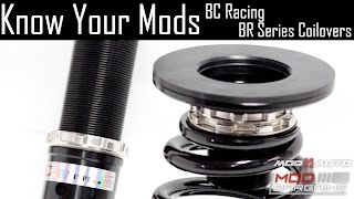 Download Know Your Mods Ep14 : BC Racing - BR Coilovers Video