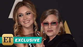 Download FLASHBACK EXCLUSIVE: Carrie Fisher and Daughter Bille Lourd's Cutest Moments Together Video