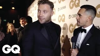 Download Jai Courtney Flew Out Of The US After Donald Trump Was Elected | Red Carpet | GQ Video