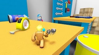 Download Roblox Extreme Hide and Seek! / That's a CUTE SPIDER! / Gamer Chad Plays Video