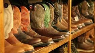 Download Burns Saddlery | Western Store | ″The Cowboy Way, Then, Now and Forever″ | Boots, Saddles, Hats Video