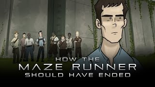 Download How The Maze Runner Should Have Ended Video