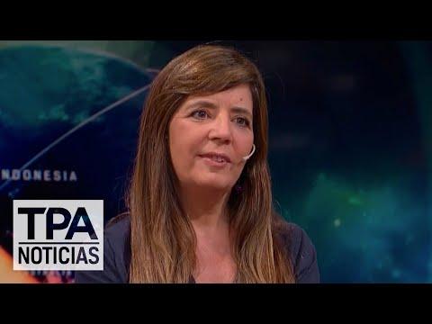Gabriela Cerruti en #TPANoticias