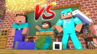 Download Monster School : NOOB vs PRO Challenge - Minecraft Animation Video