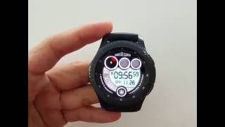 Download Digital Watch No3 for Samsung Gear s2, Gear S3 Video