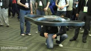 Download Android UFO: Parrot AR.Drone Video