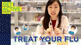 Download Treat Your Flu with #GetActiveExpert Video