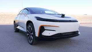 Download Faraday Future FF91 Impressions! Video
