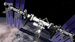 Download Soyuz rendezvous and docking explained Video