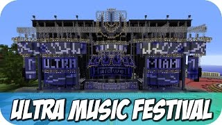 Download Minecraft | Ultra Music Festival Miami 2015 | HD | Download Video