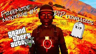 Download GTA 5 Online | Freemode Kills Montage #5 | R.I.P Tryhards Video