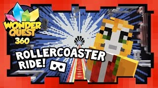 Download Wonder Quest 360 Video - Rollercoaster Ride! Video