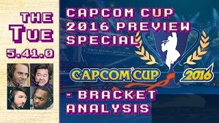 Download Tuesday 2016-11-29: Capcom Cup 2016 Preview Special (5.41.0) Video
