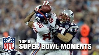 Download Top 5 Super Bowl Moments of All Time | The Refresh | NFL NOW Video