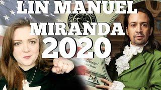Download LIN MANUEL MIRANDA FOR PRESIDENT 2020! Amy Lovatt Video