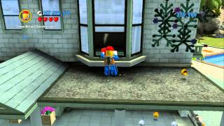 Download LEGO City Undercover 100% Guide - Cherry Tree Hills (Overworld Area) - All Collectibles Video