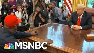 Download Dyson Shreds Kanye-Trump: Blitzkrieg of Blathering Ignorance | The Beat With Ari Melber | MSNBC Video