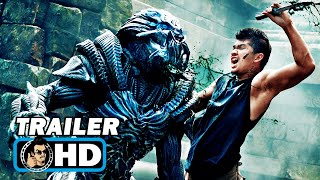 Download BEYOND SKYLINE: SKYLINE 2 Official Trailer (2017) Frank Grillo, Iko Uwais Sci-Fi Action Movie HD Video