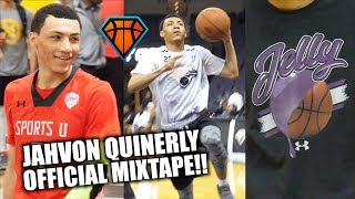 Download JELLYFAM's Jahvon Quinerly CRAZY Official Mixtape!! | CRAFTIEST Guard in 2018 Video