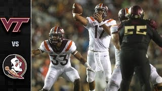Download Virginia Tech vs. Florida State Football Highlights (2018) Video