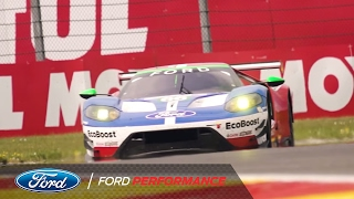 Download Ford vs Ferrari Battle Continues at WEC 6 Hours of Spa | FIA World Endurance | Ford Performance Video