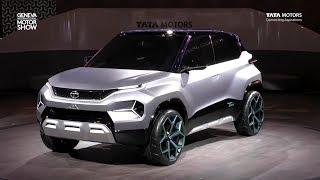 Download Tata Motors at Geneva Motor Show 2019 Video