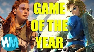 Download Top 10 Best Video Games of the Year (2017) Video