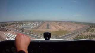 Download Private Pilot Training: Landing and Traffic Pattern Demonstration During Student Flight Training Video
