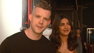 Download Inside 'Quantico' With Priyanka Chopra and Russell Tovey Video