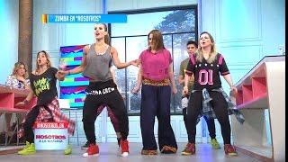 Download ¡Aprendé a bailar Zumba con Jesica Cirio! Video