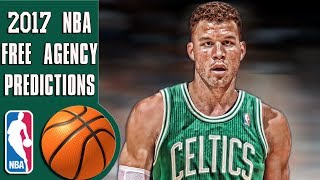 Download 2017 NBA free agency predictions Video