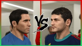 Download PES 2017: Spain 2010 vs Italy 1938 (World Cup Champions Tournament Match 5) Video