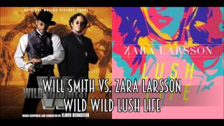 Download Will Smith vs. Zara Larsson - Wild Wild Lush Life (SimGiant Mash Up) Video