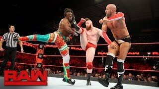 Download Cesaro & Sheamus vs. The New Day - Raw Tag Team Championship Match: Raw, Dec. 26, 2016 Video