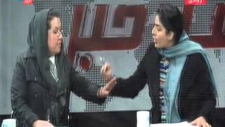 Download بخش هایی از جواب دندان شکن سیلی غفار به سیمین حسن زاده Video