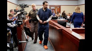 Download Nassar says it's too hard to listen to victims, judge calls him 'delusional' Video