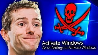Download Why Does Linus Pirate Windows?? Video