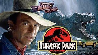 Download JURASSIC PARK - The Kill Counter (1993) Steven Spielberg, Michael Crichton dinosaur adventure movie Video