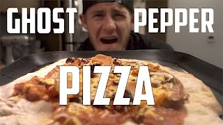 Download GHOST PEPPER INFERNO PIZZA CHALLENGE! Video