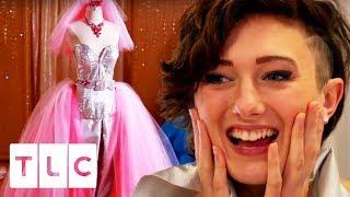 Download One Of A Kind Biker Chick Wedding Dress | Gypsy Brides US Video