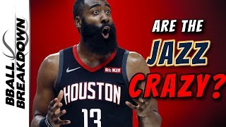 Download Are The Jazz Crazy For Guarding Harden This Way? Video