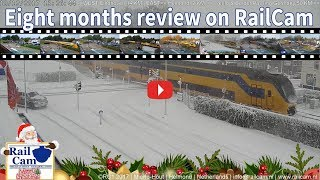 Download Eight Months Review with Highlights on RailCam #36 Video
