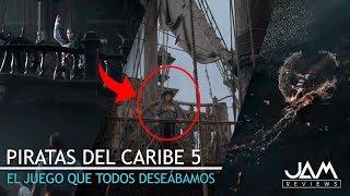 Download ¿EL JUEGO QUE TODOS DESEÁBAMOS? | PIRATAS DEL CARIBE 5: LA VENGANZA DE SALAZAR | JAM REVIEWS Video
