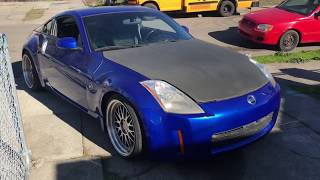 Download 1 week of owning the 350Z Video