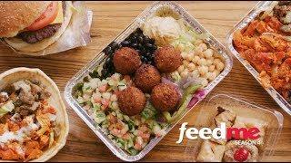 Download Halal à la Cart: Feed Me TV Video