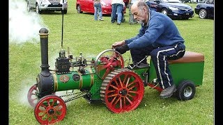 Download Top 20 AMAZING Steam Powered Vehicles / Machines With Steam Engine [Videos] Video