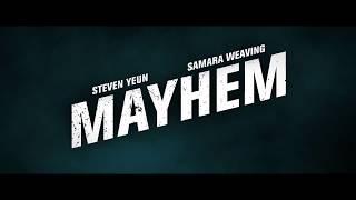 Download MAYHEM Official Trailer (2017) Steven Yeun, Joe Lynch Crazy Movie HD Video
