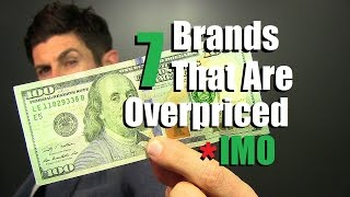Download 7 Clothing Brands That Are Overpriced IMO | Don't Waste Your Money IMO Video