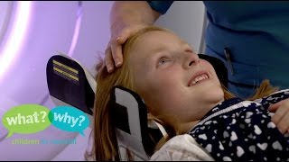 Download What happens when my child has a CT scan? Video
