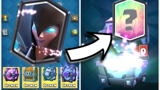 Download NACHTHEXE?! SUPER MAGICAL CHEST OPENING! LEGENDARY CARDS! | Clash Royale deutsch Video